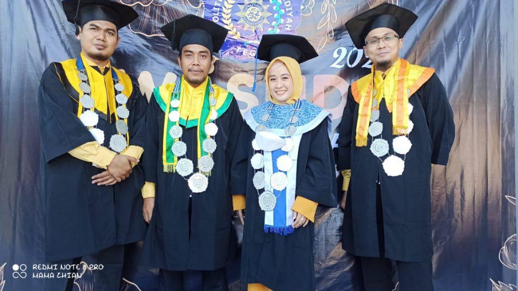 Daftar Program Studi Politeknik Muhammadiyah Tegal